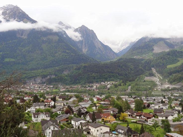 Photos: Hikes 2013   Camping Sonnenberg in Vorarlberg