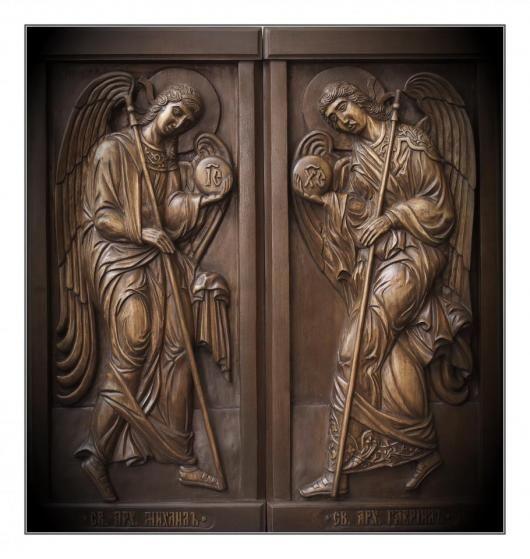 Образ Святой Архангел Михаил Святой Архангел Гавриил image 1