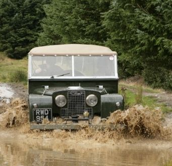 """Land Rover Series 1 86"""""""