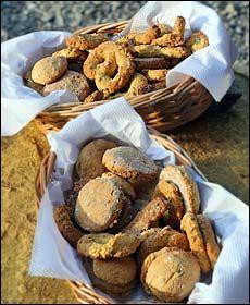 Sabores de Minas - pão e biscoito de malte