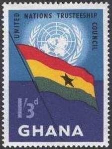 colour of ghana flag