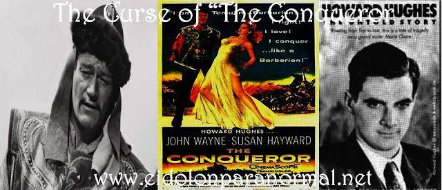 "Eidolon Paranormal Australia: Curses: The Curse of ""The Conqueror"""