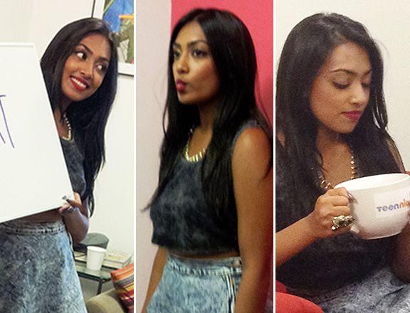 Melinda Shankar (Degrassi TNG)