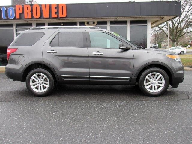 2015 Ford Explorer Xlt For Sale In Allentown Pa Autoproved In