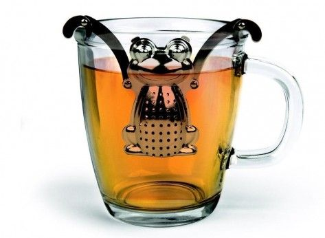 Broscuta infuzor - Mindblower Cadouri inedite pentru prietenii iubitori de ceai