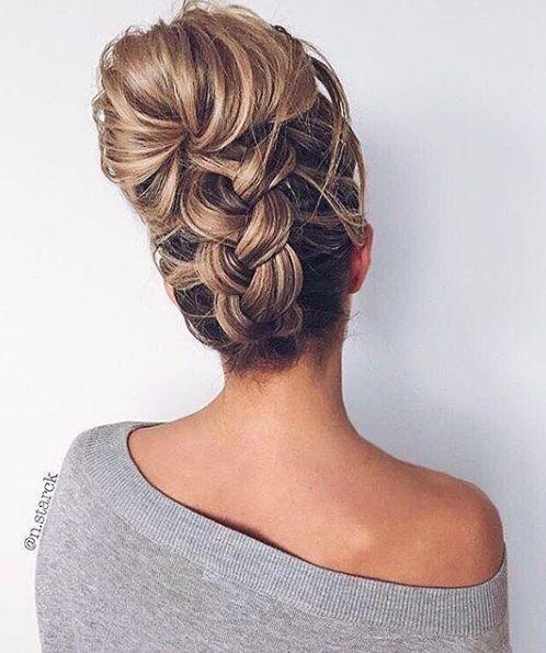 Enjoyable 1000 Ideas About French Braids On Pinterest French Braid Short Hairstyles For Black Women Fulllsitofus