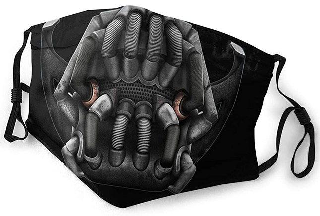 Dark Knight Rises Bane Polyester Mask Bane Mask Bane Bane Batman