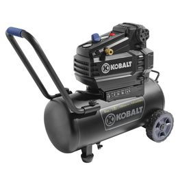 Kobalt 1.8-HP 8-Gallon 150-PSI 120-Volt Horizontal Portable Electric Air Compressor