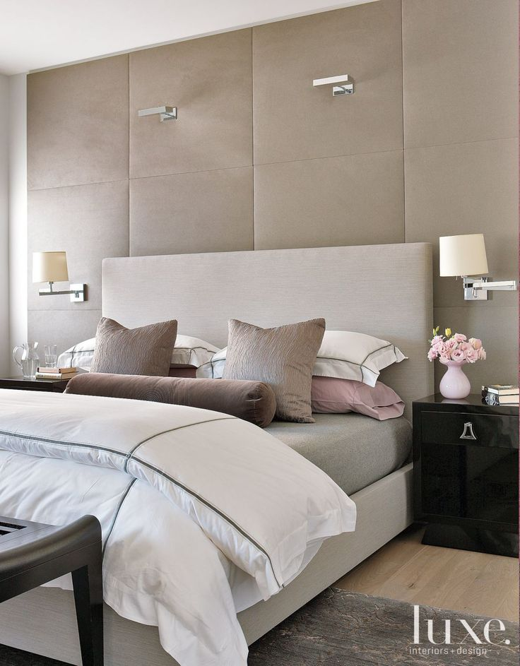 17 Things Every Bedroom Should Have   LuxeDaily - Design Insight from the Editors of Luxe Interiors + Design