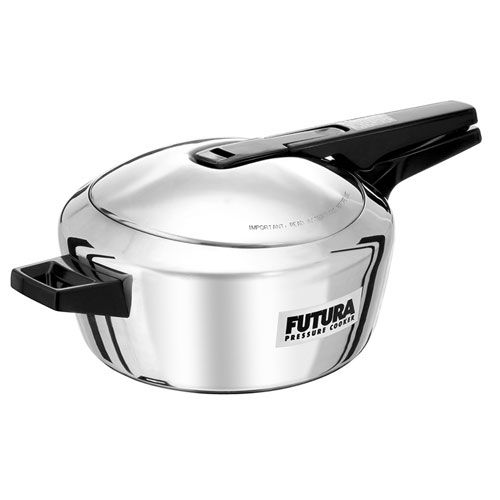 Futura Stainless Steel Pressure Cooker 4Lon special $99.95 normally $234 The Pressure Cooker Centre. online