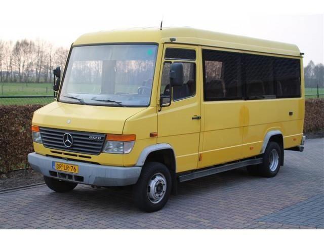 Mercedes-Benz, VARIO 612 614 HOOG MAXI 111000 KM 16 PERSOONS, Bus, Minibus in 8085 AK Doornspijk, gebruikt kopen bij  AutoScout24 Trucks