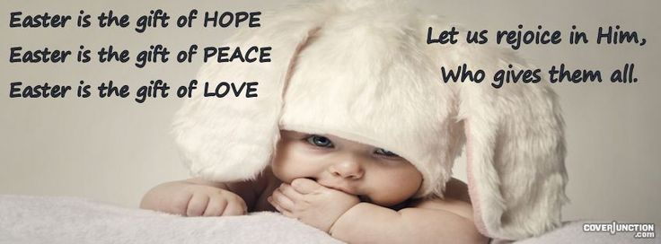 The gift of hope peace love he gives them all to us easter is the gift of hope peace love he gives them all to us easter is hope peace love pinterest peace negle Gallery