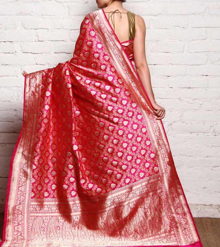 BANARASI SAREES for brides