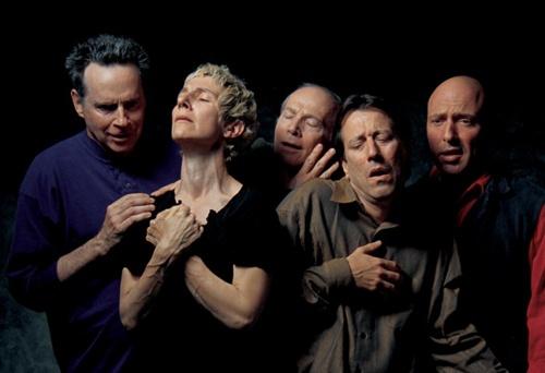 The Quintet of The Astonished, 2000 (Bill Viola) para disfrutar de Taberner 2006
