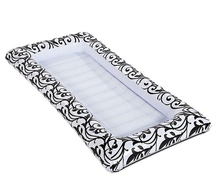 Black White Damask Swirl Inflatable Buffet Drink Cooler Wedding Party supplies | Home & Garden, Wedding Supplies, Other Wedding Supplies | eBay!