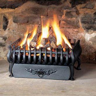 Fire Baskets & Open fire grates