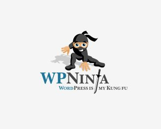 WPNinja: Design Inspiration, Asher Design, Ninjas Logos, Fierce Ninjas, Design Ninjas, Design Ideas, Logos Design, Logos Ideas, Creative Logos