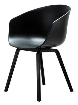 About A Chair HAY Black