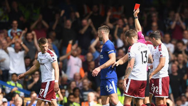 EPL Recap: Nine-Man Chelsea Stunned At Home; Liverpool Held In 3-3 Draw http://ift.tt/2fBvVsf