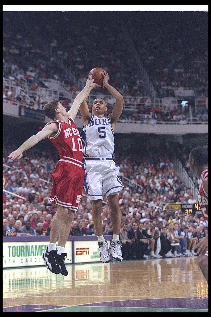 3c970af61a2 Jeff Capel and Jason Sutton - NC State. Jeff Capel and Jason Sutton - NC  State Duke Basketball ...