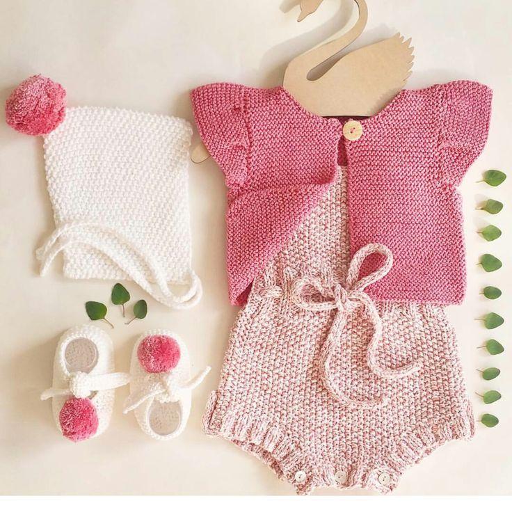 Vistoso Modelo De Vestido Del Knit Del Bebé Embellecimiento - Manta ...
