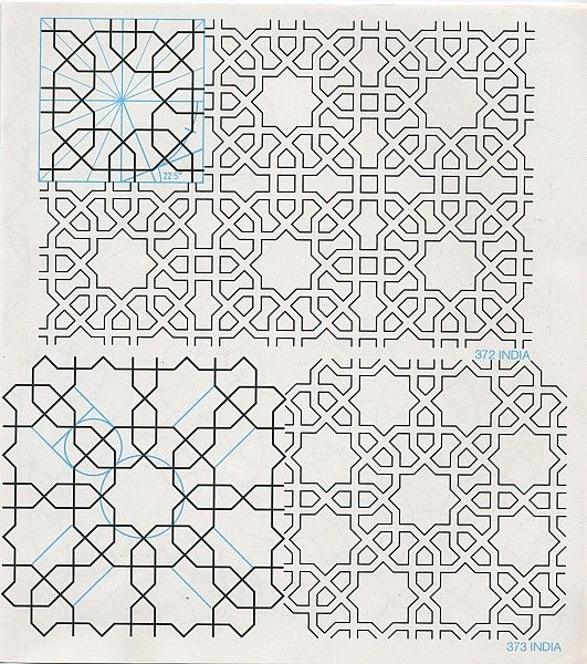 Pattern in Islamic Art - GP-B 036
