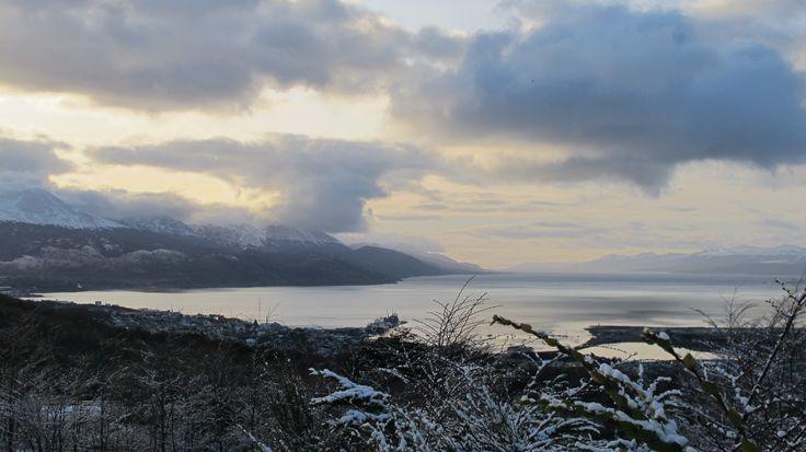 Ushuaia in winter