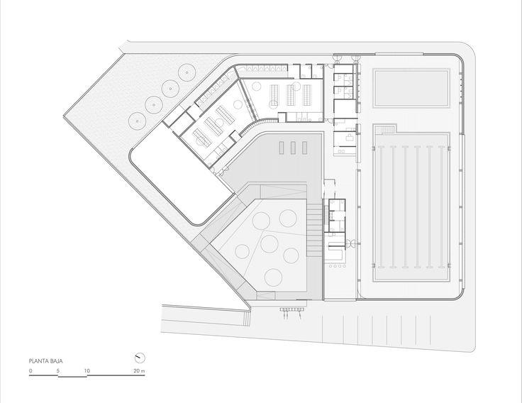Gallery of Municipal Indoor Pool in Constantina / Suárez Corchete - 11