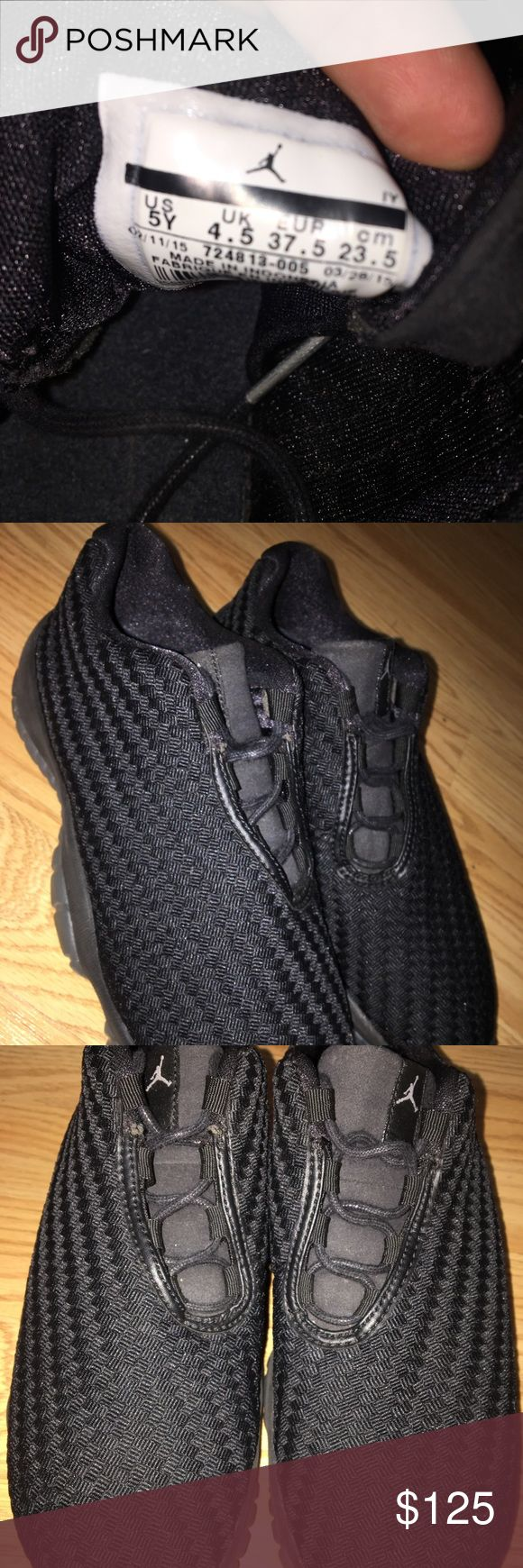 JORDAN FUTURE LOW SNEAKERS Worn a couple of time. In amazing condition. These are sold out everywhere. Air Jordan Shoes Sneakers