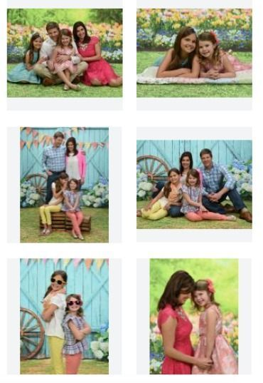 We loved the Portrait Innovations family portrait ideas, multiple backgrounds, and fun props. Portrait innovations coupon for the best spring package ever.