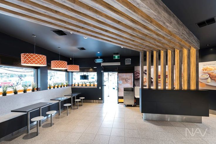 Navurban™ Fremantle | Have a look at this great finish at the Chicken Hub in Aberfoyle Park, South Australia.  Congratulations to TK Design KITCHENS | BATHROOMS | INTERIORS (design) and Fine Concepts (installation).