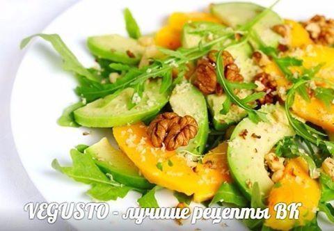 @recipe_vegaterian_pp Салат из манго и ...Instagram photo | Websta (Webstagram)