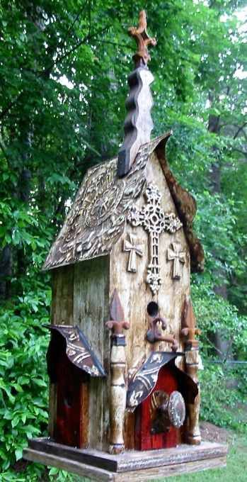 Best 25 Unique Birdhouses Ideas On Pinterest Rustic