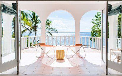 Top 25 Resort Hotels in Carribean, Bermuda, Bahamas