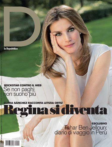 Personaggi: Letizia, regina si diventa. Una fiaba di oggi  Ex giornalista, divorziata, zero sangue blu, così Letizia Ortiz, da giugno regina di Spagna, ha imparato un mestiere difficile: piacere a tutti. La racconta una scrittrice spagnola best seller