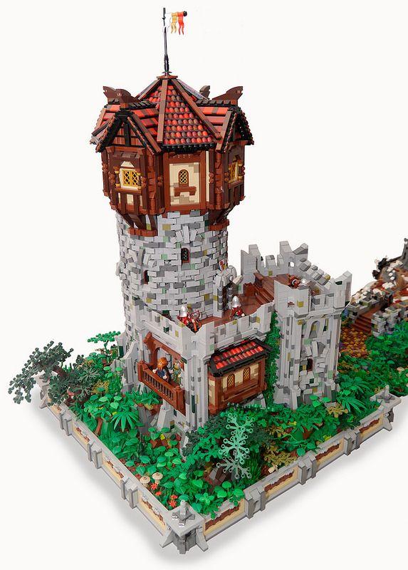 Lego Medieval House 362 bästa bilderna om lego medieval houses på pinterest
