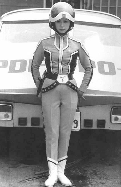 Yuriko Hishimi (Ultra Seven 1967) アンヌ隊員!