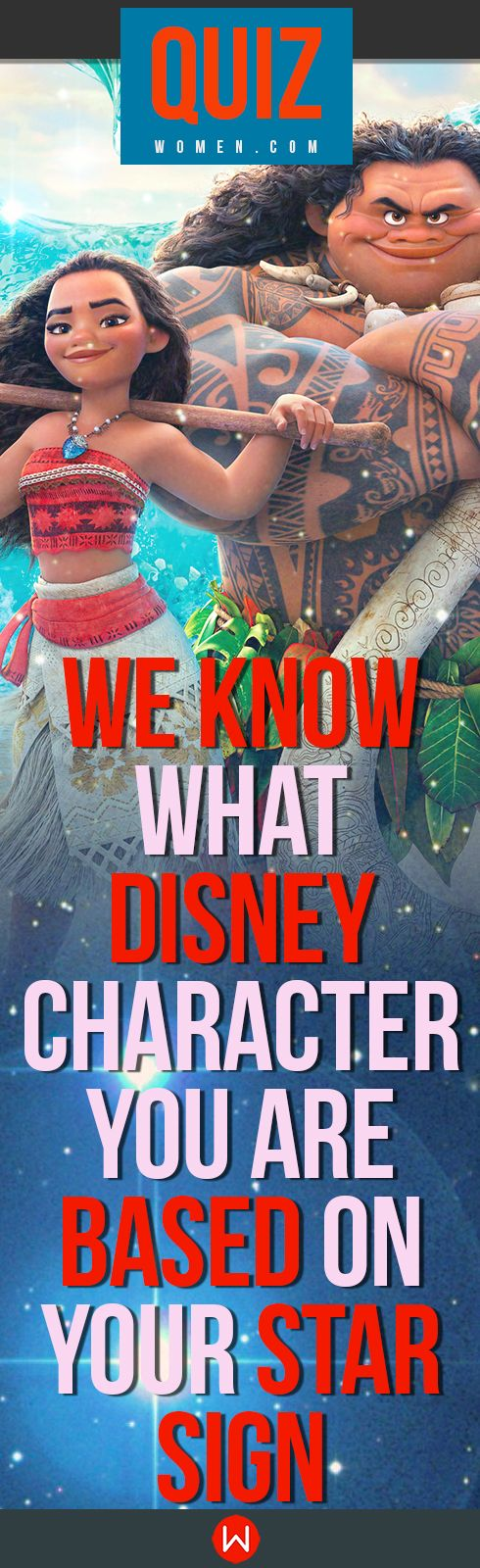 Come take this fun Disney personality quiz based on your star sign zodiac horoscope! Disney princess quiz, which disney princess are you? Disney character test! Moana, Rapunzel, Ariel