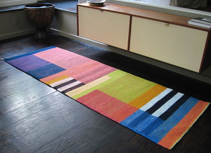 Custom Handwoven Rugs and Interior Textiles - Roantree Weaves