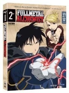 Fullmetal Alchemist - Season 2