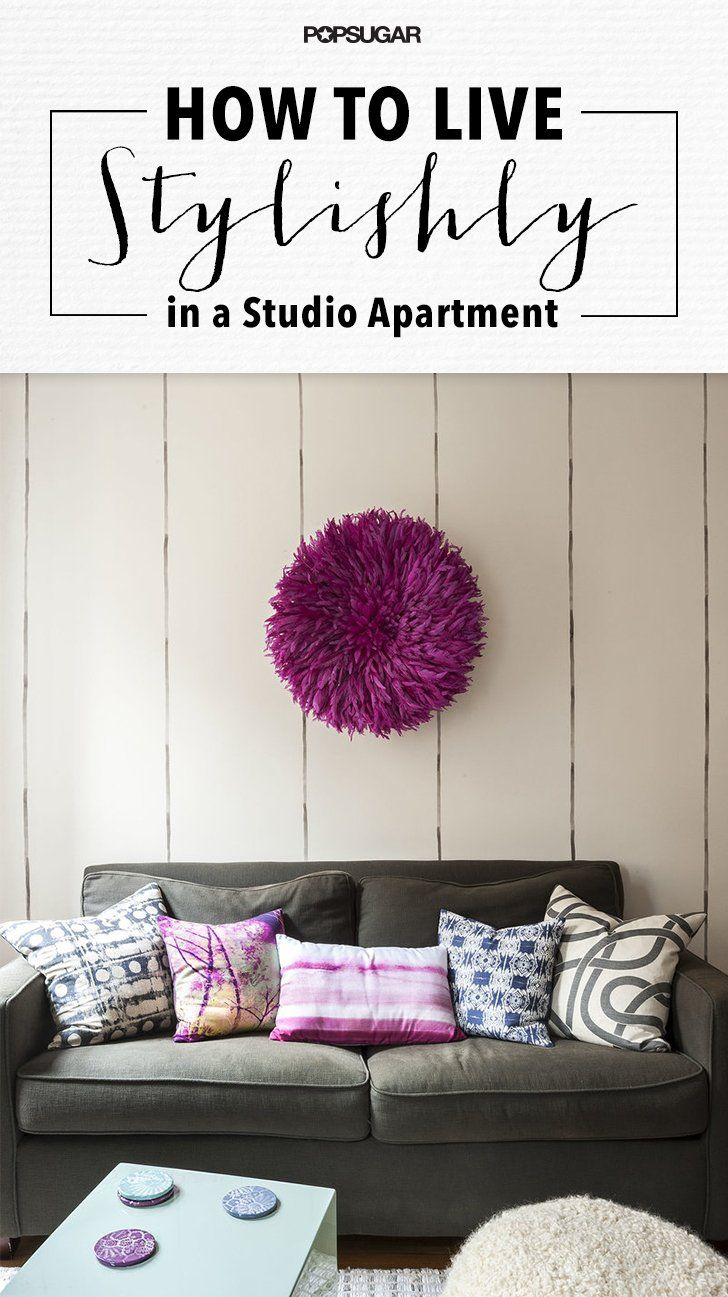 How to Live Stylishly in a Studio Apartment    pinterest + insta: @kylenehashimoto