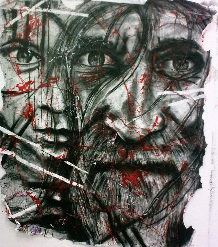 Portrait, to age by Stephen Kieran