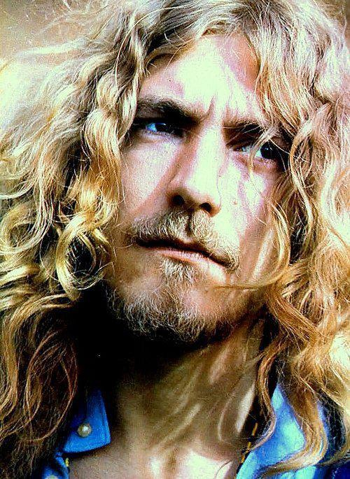 Robert Plant... The man is still gorgeous to me..We have aged well together, though he is probably 6 to 8 years older than me...