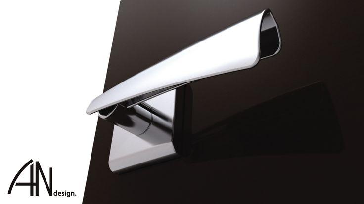 49 best door handle images on pinterest lever door for Door design lab