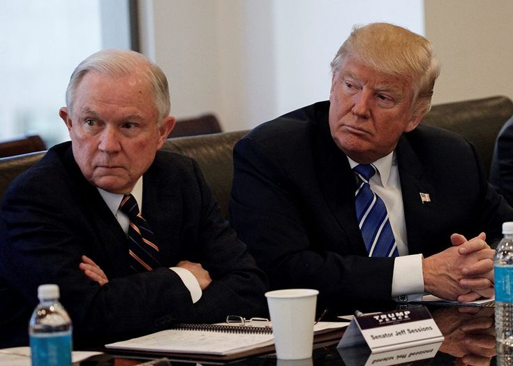 No Sanctuary from the Law - Why an Attorney General Jeff Sessions Is Democrats' Nightmare