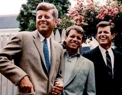 «Клан Кеннеди: После Камелота»: первый взгляд на Мэттью Перри