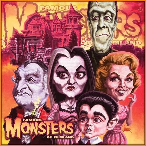 The Munster Family Fantastic :-)