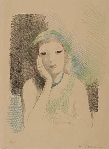 Marie Laurencin, Rêverie de Marie