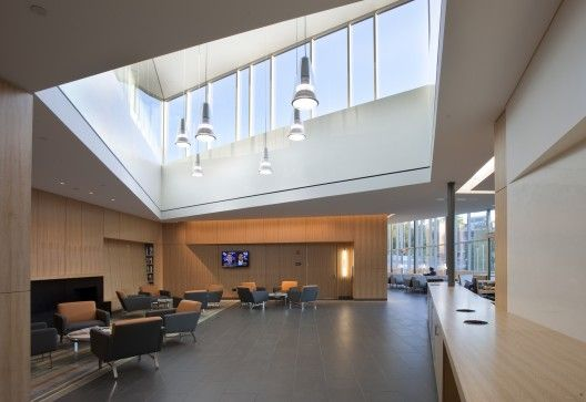 Admissions Center, Brandeis University / Charles Rose Architects Inc. / always enjoy looking at their work