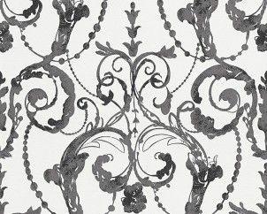 95691-1 Tapeta na zeď vliesová AS Création Flock 4, velikost 10,05m x 53cm